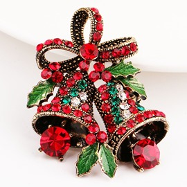Ericdress Christmas BellBrooch Pins