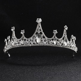 Ericdress Shiny Rhinestone Wedding Tiara