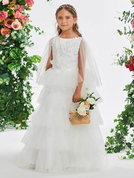 b13f8ec7ec Cheap   Vintage Flower Girl Dresses Online - Ericdress.com