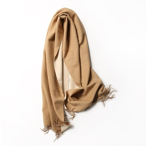 Ericdress Double Side Color Scarf For Women