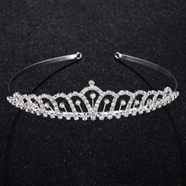Ericdress Crown Wedding Bride Tiara