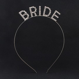 Ericdress Rhinestone Wedding Bride Hair Accessories