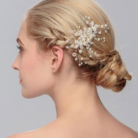 Ericdress Wedding pearl Bride Hairpin