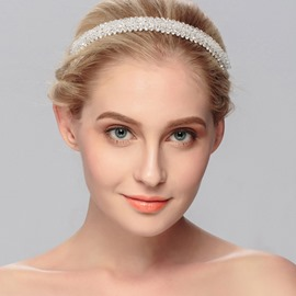 Ericdress Full Diamante Wedding Bride Tiara