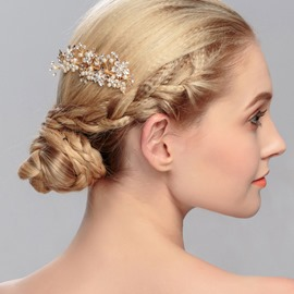 Ericdress Wedding Pearl Hairpin