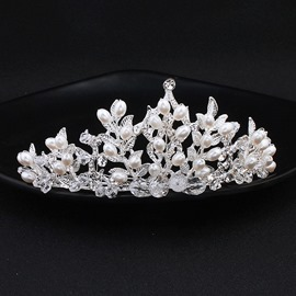 Ericdress Baroque Wedding Bride Tiara