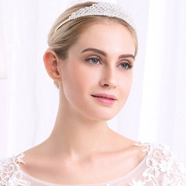 Ericdress Rhinestone Tiara For Wedding Bride