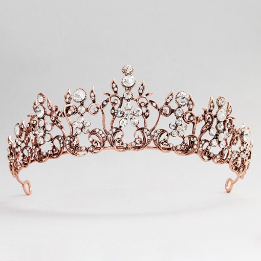 Ericdress Diamnate Bride Wedding Tiara