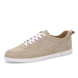 Ericdress Casual Round Toe Low-Cut Lace-Up Men's Sneakers