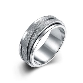Ericdress Your Track Plain Ring