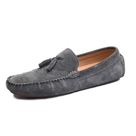 Ericdress Plain Slip-On Round Toe Men's Loafers