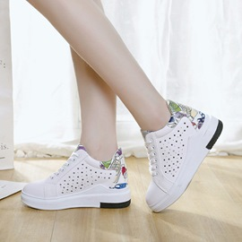 Ericdress Hollow Platform Print Cartoon Women's Sneakers
