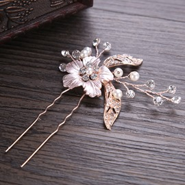 Ericdress Exquisite Bridal Wedding Hair Comb