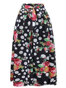 Ericdress A-Line Ankle-Length Women's Skirt