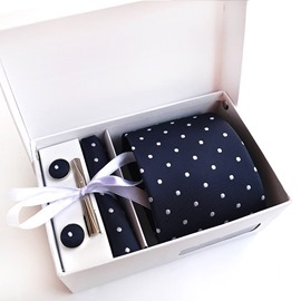 Ericdress Cushion dot Tie Set
