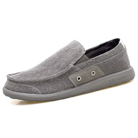 Ericdress Denim Slip-On Round Toe Men's Loafers
