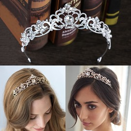 Ericdress Diamante Wedding Crown Hair Accessories