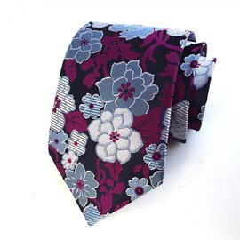 Ericdress Floral Men Tie