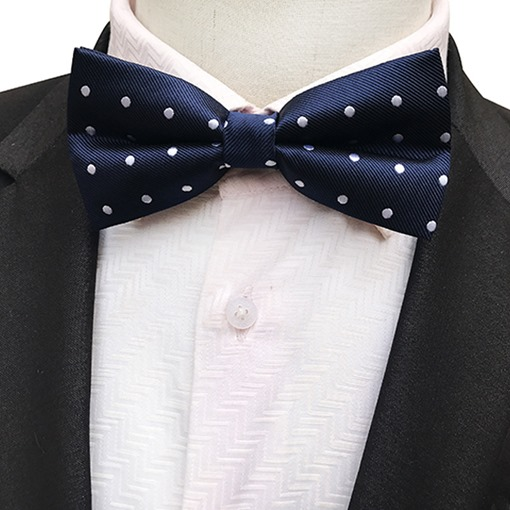 Ericdress Wave Point Bow Tie