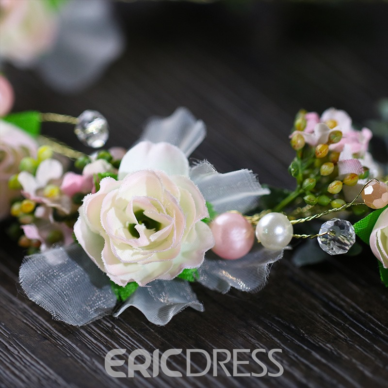 Ericdress Pearl Inlaid Wedding Hair Accessories