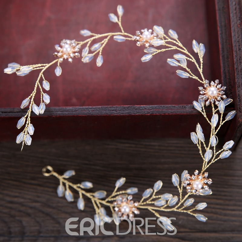 Ericdress Aestheticism Diamante Wedding Bride Hair Accessories