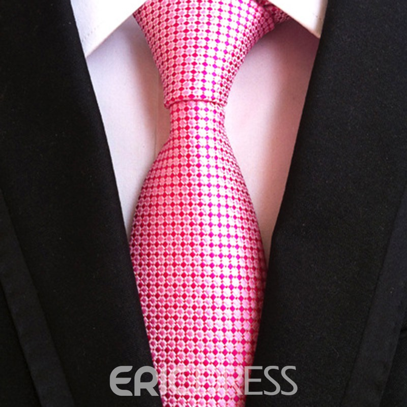 Ericdress Stripe Shade Men Tie