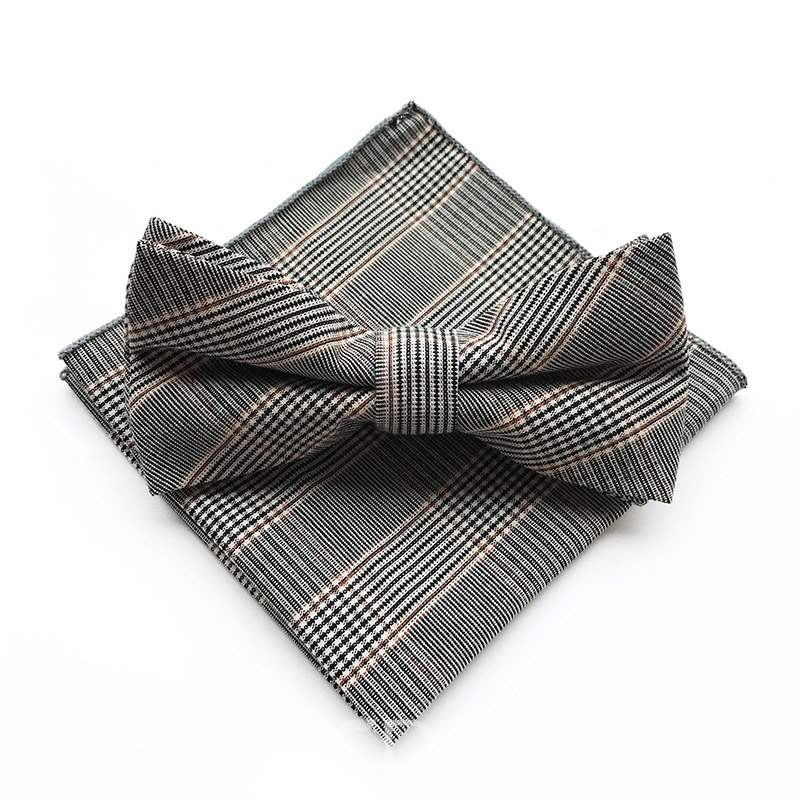 Ericdress England Style Cotton Bow Tie
