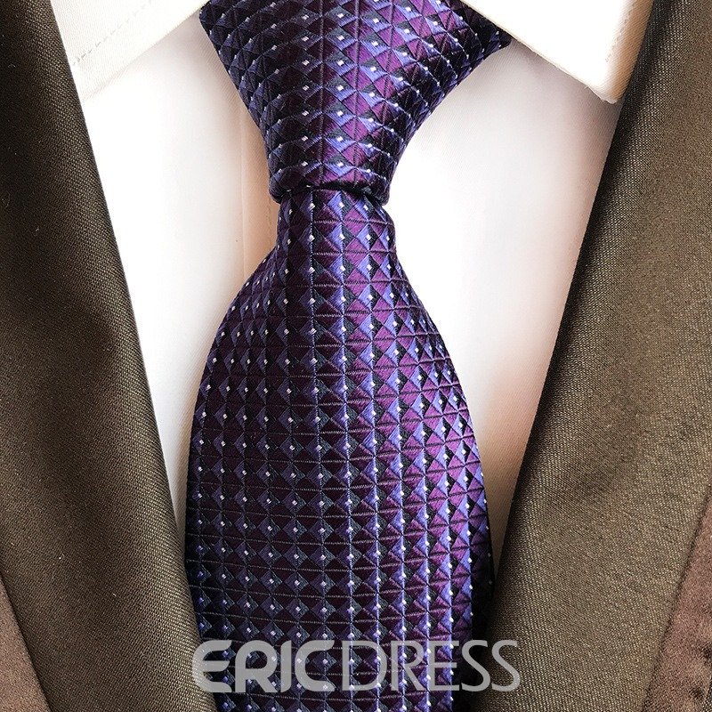 Ericdress Mulberry Silk Tie
