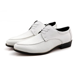 Ericdress PU Plain Low-Cut Upper Men's Shoes