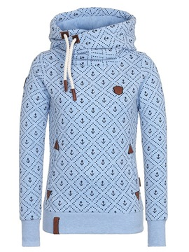 Ericdress Regular Print Standard Long Sleeve Hoodie