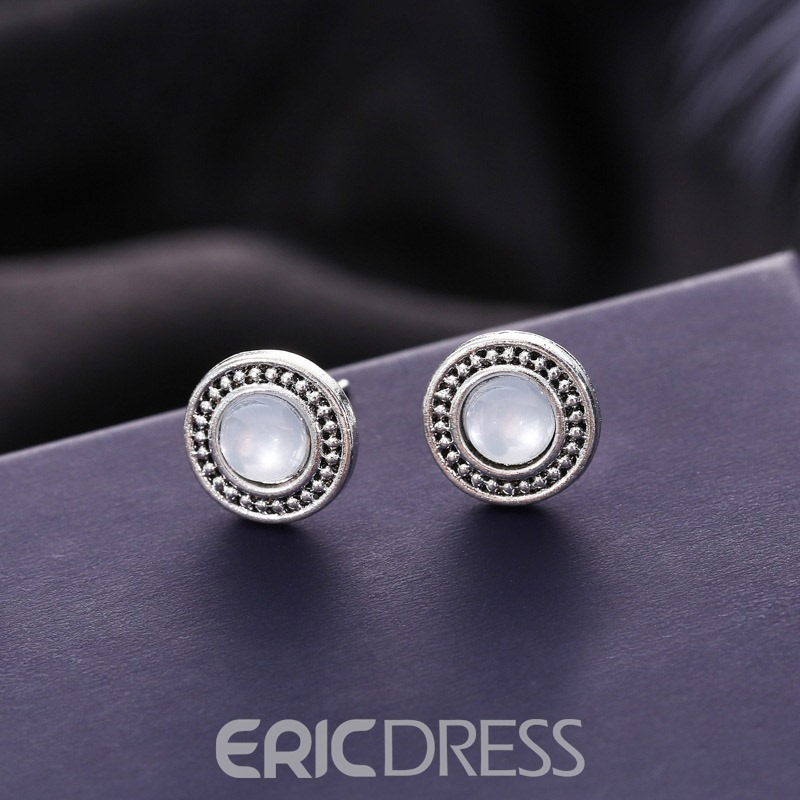 Ericdress Fashionable Pearl Ear Stud Set 5 Pairs