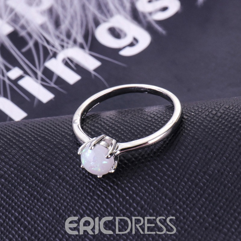 Ericdress Opal Vintage Ring