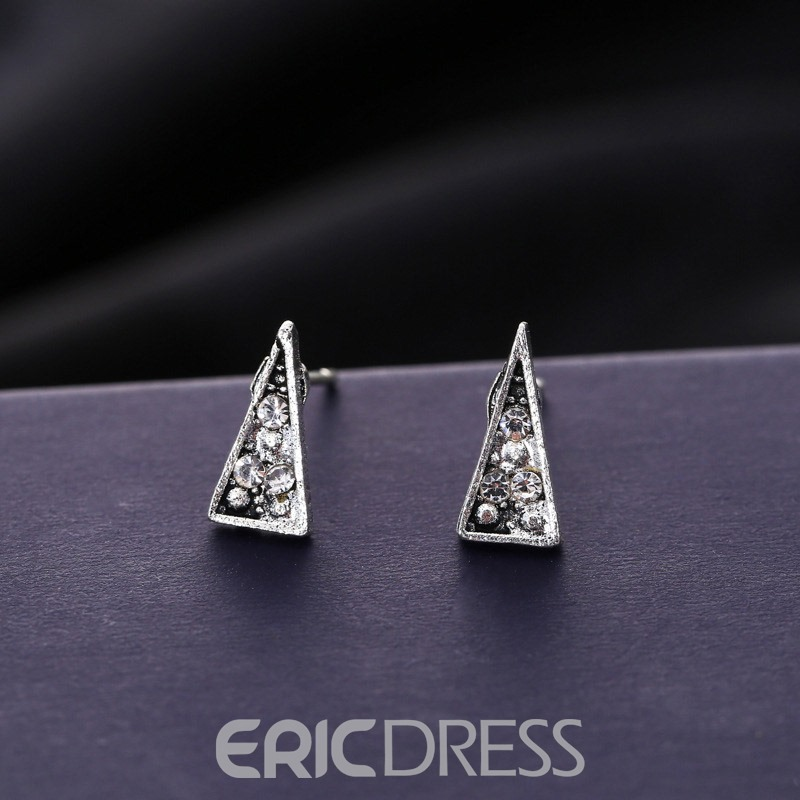 Ericdress 5 Pair Brief Earrings