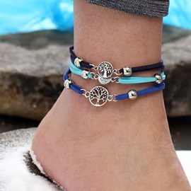 Ericdress Happiness Hollow out Anklet