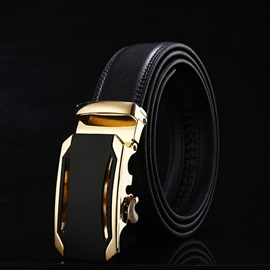Ericdress Leather Business Men's Belts
