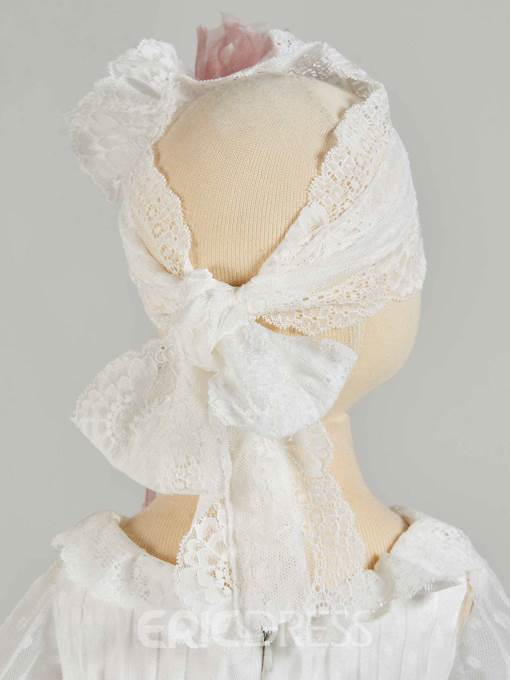 Ericdress A Line 3/4 Sleeve Baby Girl's Christening Gown