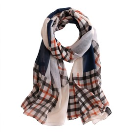 Ericdress Soft Cotton Scarf For Women