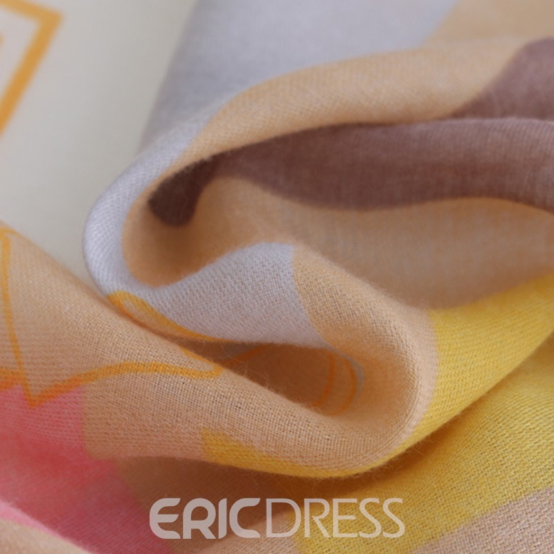 Ericdress Solt Autumn Windproof Scarf For Women