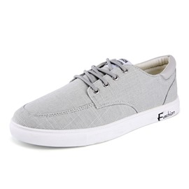Ericdress Canvas Low-Cut Upper Men's Shoes