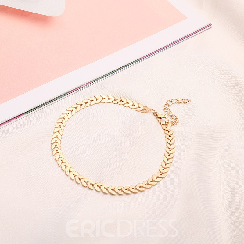 Ericdress Alloy Bracelets/Anklet For Women