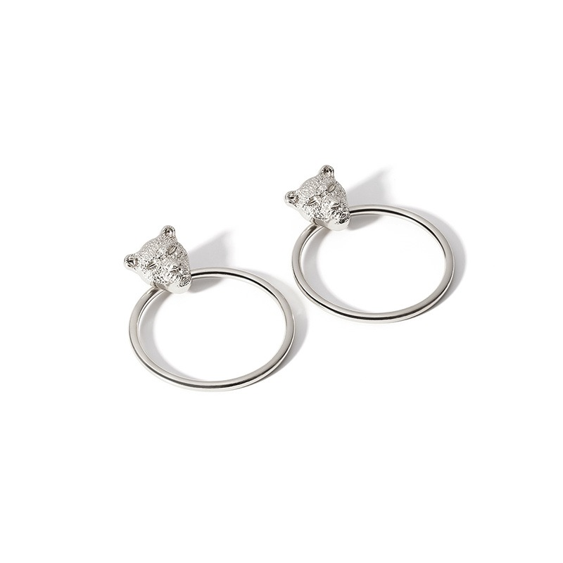 Ericdress Hoop Animal Fashion Earrings