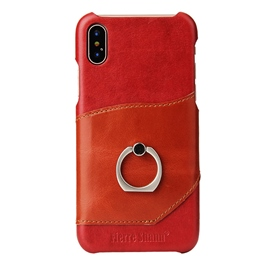 ericdress Leder iphone Fall