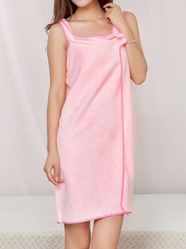 Ericdress Absorbent Wrap Body SkirtWearable Bathrobe 150*80cm