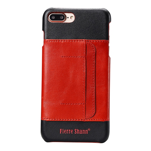 Ericdress Stitching Cowhide Iphone Case