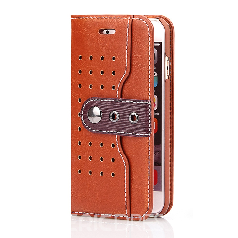 Ericdress West Cowboy Leather Iphone Case