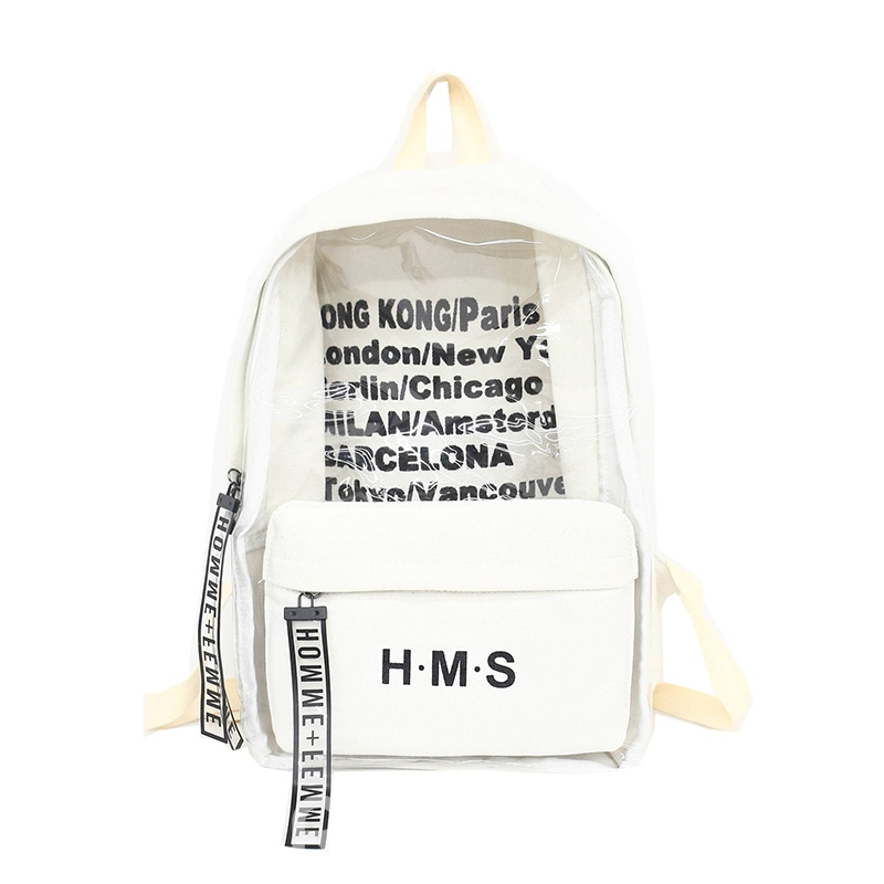 Ericdress Fashion Letter Backpack