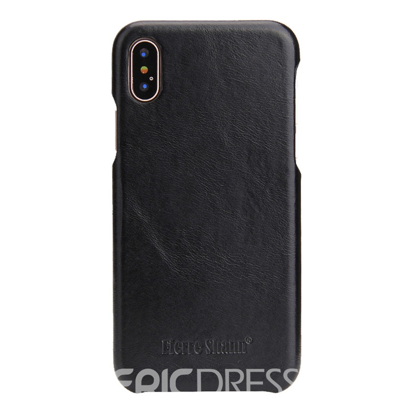 Ericdress Iphone X Leather Case