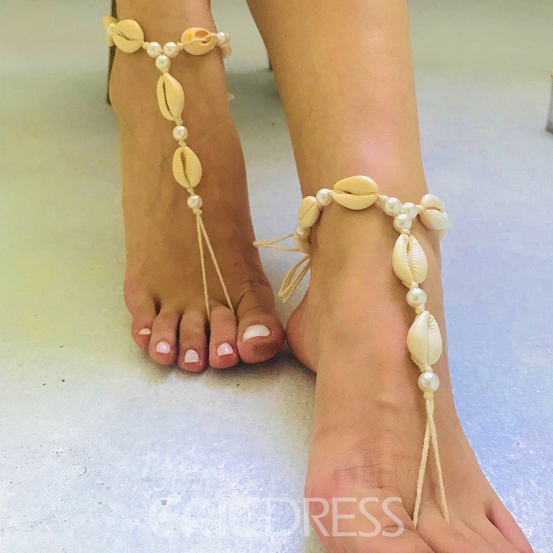 Ericdress Shell Anklet (just 1 Pic)