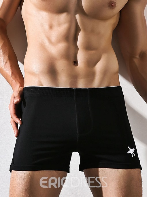 Ericdress Arrow Pants Home Sport Breathable Men's Boxers Shorts