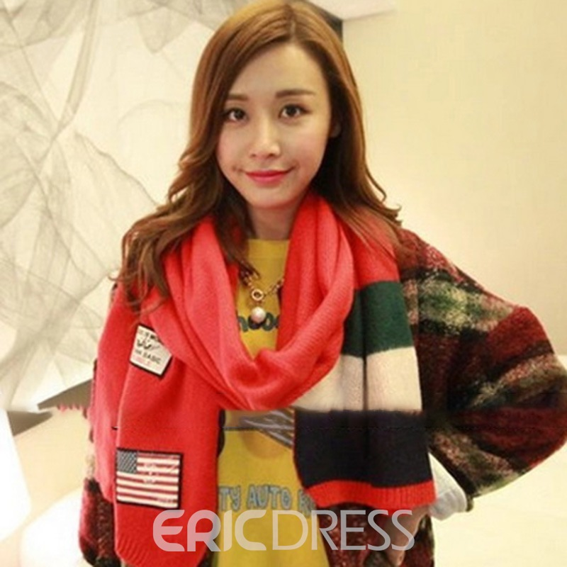 Ericdress Chic Warm Scarves For Women